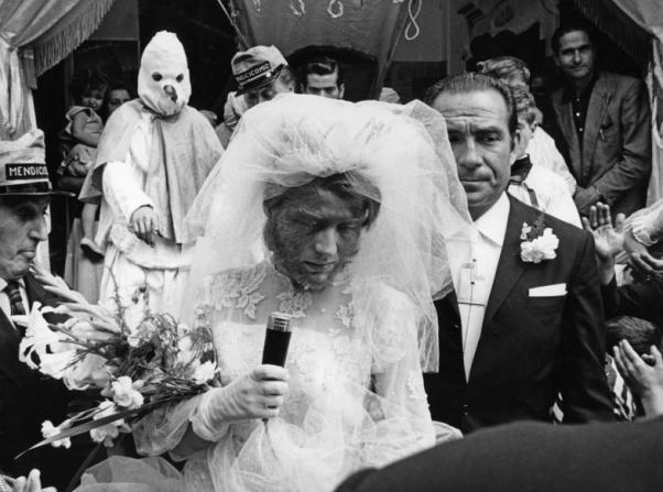 Ugo Tognazzi, Annie Girardot