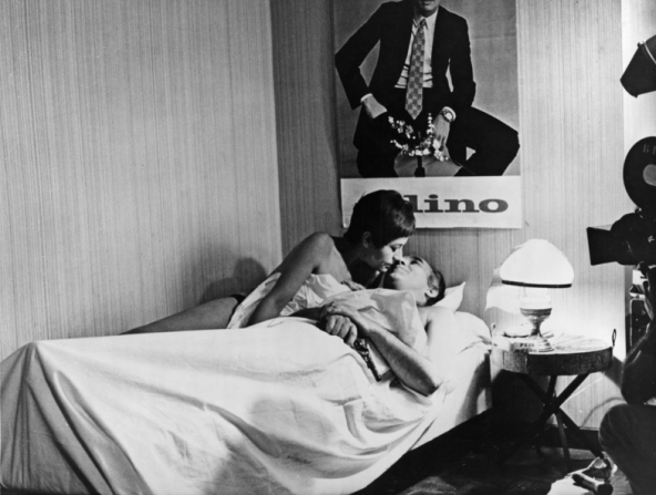 Michel Piccoli, Annie Girardot