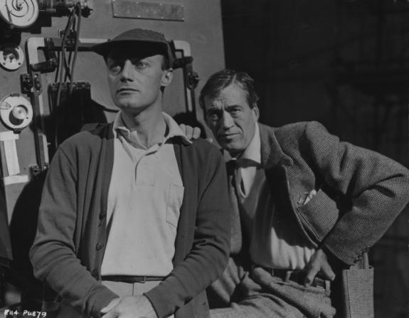 Jack Cardiff, John Huston