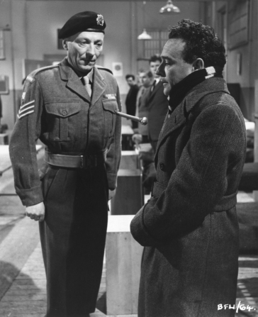 William Hartnell, Kenneth Connor