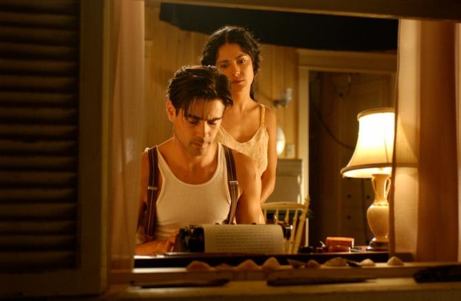 Colin Farrell, Salma Hayek
