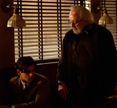 Colin Farrell, Robert Towne