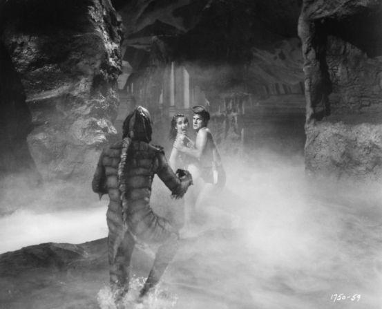 Julie Adams, Richard Carlson