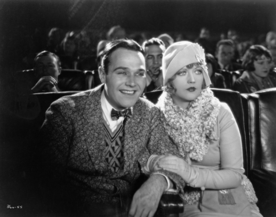 Marion Davies, William Haines