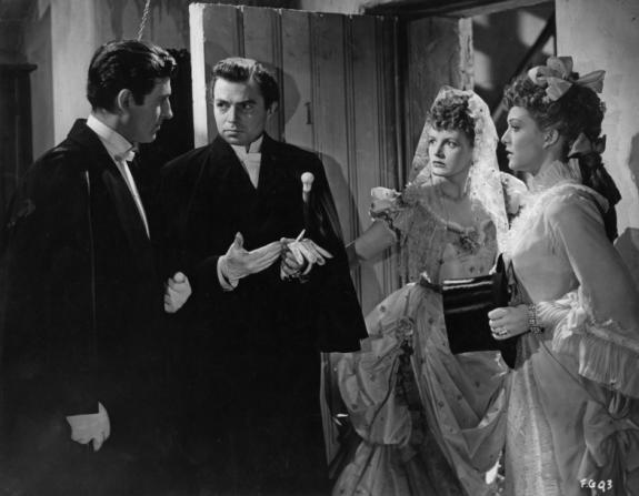 James Mason, Stewart Granger, Phyllis Calvert, Jean Kent
