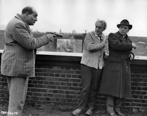 Danny Green, Alec Guinness, Herbert Lom