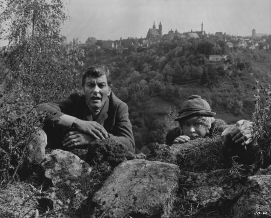Benny Hill, Dick Van Dyke