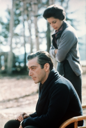 Al Pacino, Talia Shire