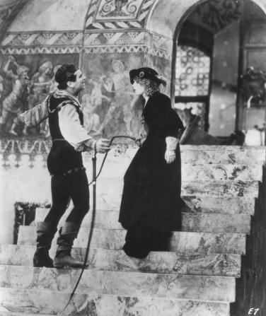 Douglas Fairbanks Sr, Mary Pickford