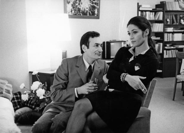 Antoine Vitez, Françoise Fabian