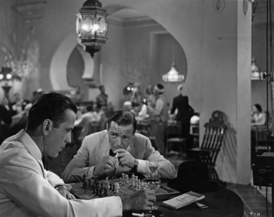 Humphrey Bogart, Peter Lorre