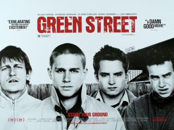 Elijah Wood, Charlie Hunnam, Marc Warren