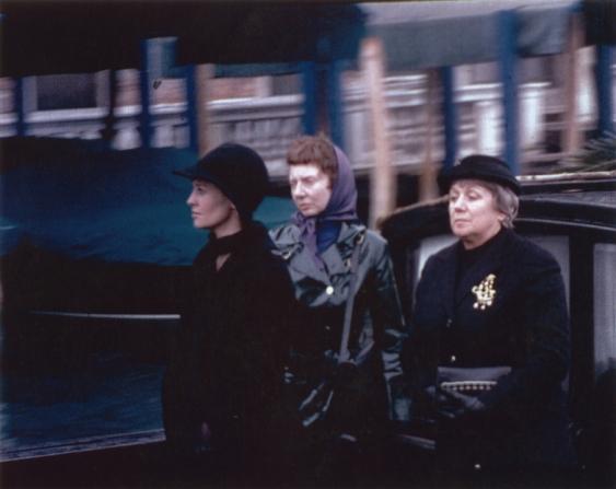 Julie Christie, Hilary Mason, Clelia Matania