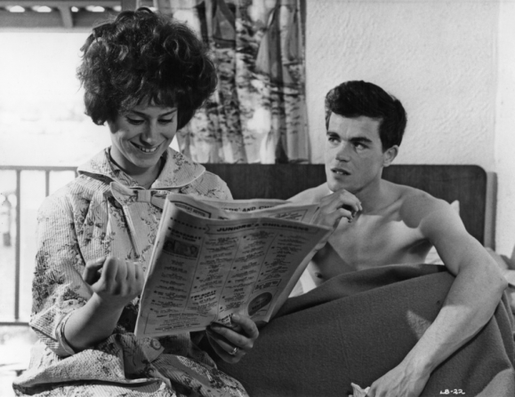 Rita Tushingham, Colin Campbell