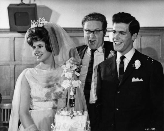 Rita Tushingham, Colin Campbell, Martin Mathews
