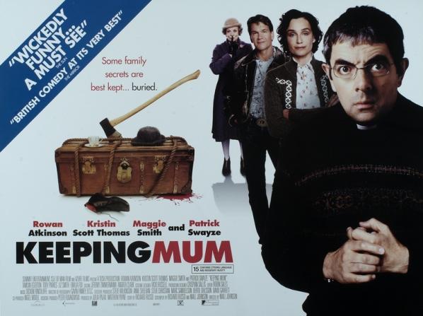 Rowan Atkinson, Kristin Scott Thomas, Maggie Smith, Patrick Swayze
