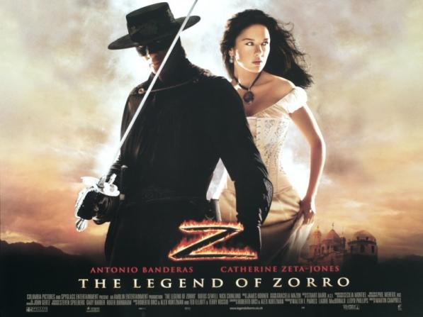Antonio Banderas, Catherine Zeta-Jones