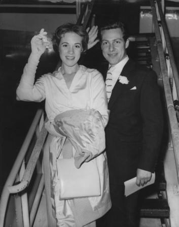 Julie Andrews, Tony Walton