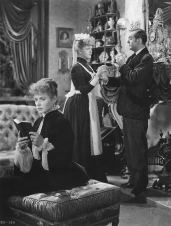 Ingrid Bergman, Angela Lansbury, Charles Boyer