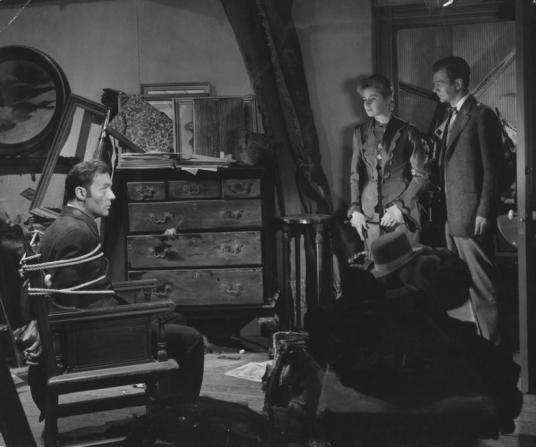 Ingrid Bergman, Charles Boyer, Joseph Cotten