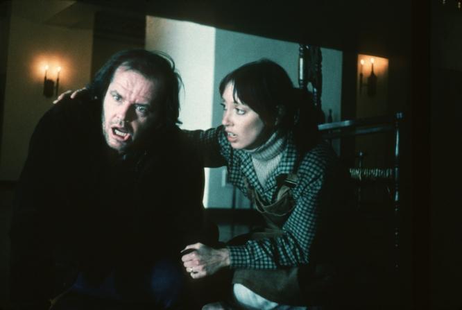 Jack Nicholson, Shelley Duvall
