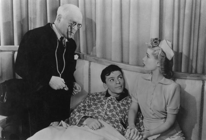 Frank Sinatra, Grant Mitchell, Gloria De Haven