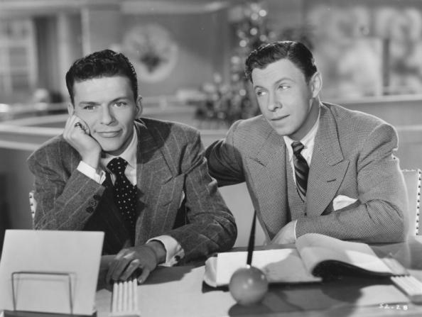 Frank Sinatra, George Murphy