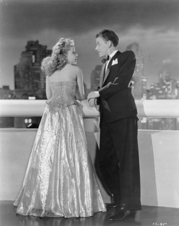 Frank Sinatra, Gloria De Haven