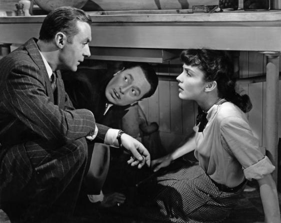 Charles Boyer, Reginald Gardiner, Jennifer Jones