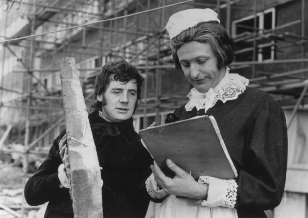 Michael Palin, Graham Chapman