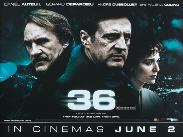 Gérard Depardieu, Daniel Auteuil, Valeria Golino