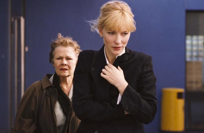 Judi Dench, Cate Blanchett