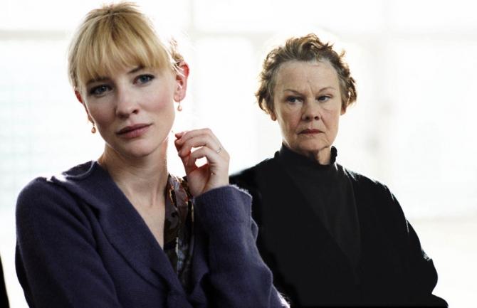 Cate Blanchett, Judi Dench