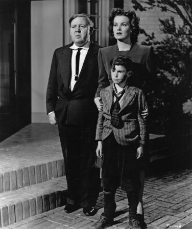 Charles Laughton, Maureen O'Hara, John Donat