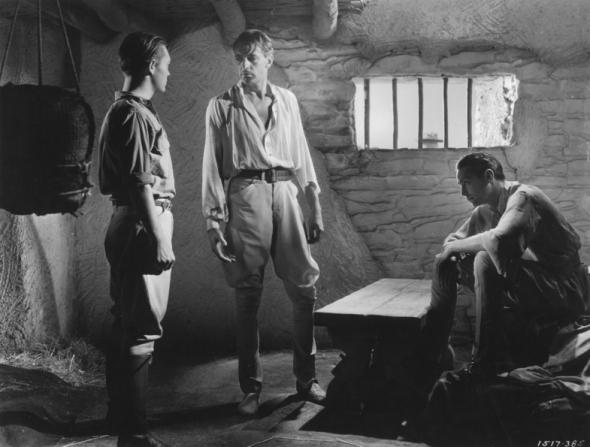 Gary Cooper, Richard Cromwell, Franchot Tone