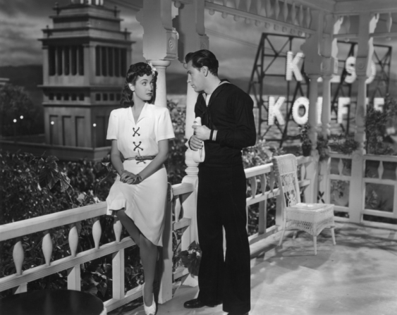 Dorothy Lamour, William Holden