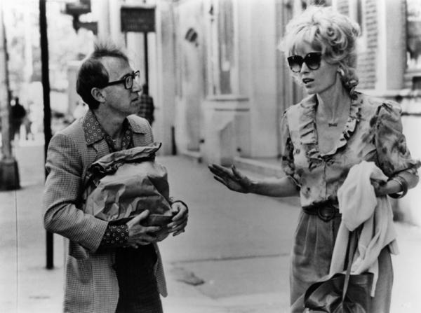 Woody Allen, Mia Farrow