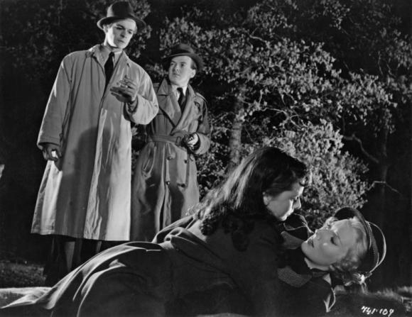 Serge Reggiani, Audrey Hepburn
