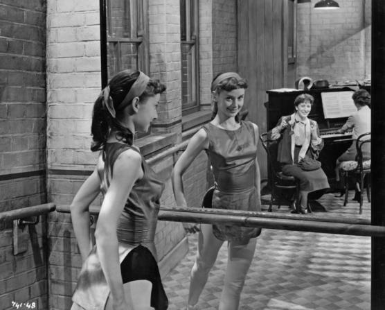 Audrey Hepburn, Valentina Cortese