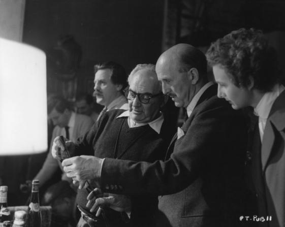 Otto Heller, Michael Powell, Judith Coxhead