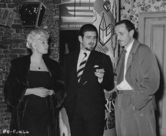 Pamela Green, George Harrison Marks, Arthur Lawson