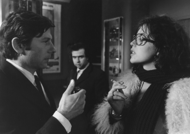 Roman Polanski, Isabelle Adjani