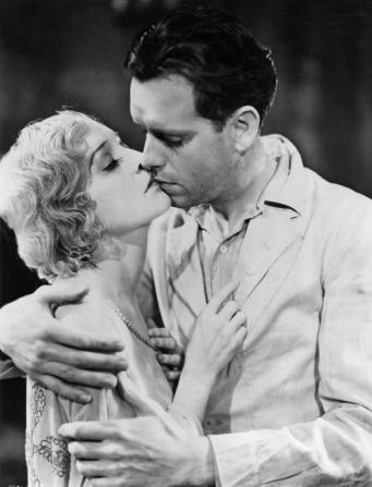 Madge Bellamy, Johnny Harron