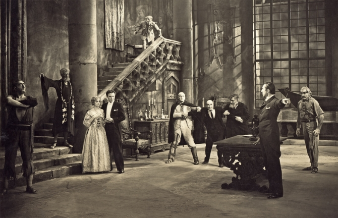 Madge Bellamy, Bela Lugosi