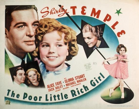 Jack Haley, Shirley Temple, Alice Faye, Gloria Stuart