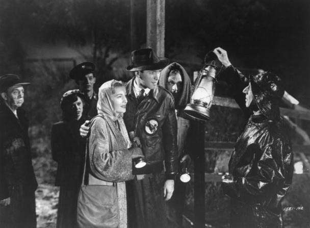 Joan Fontaine, James Stewart