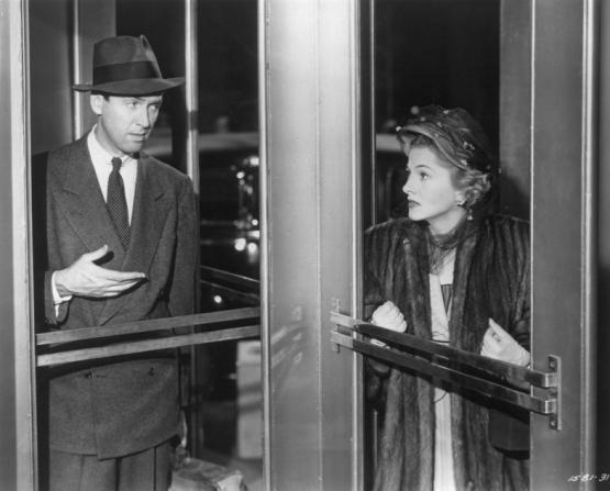 James Stewart, Joan Fontaine