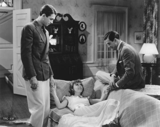 James Stewart, Margaret Sullavan, Ray Milland
