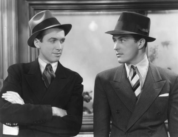Ray Milland, James Stewart