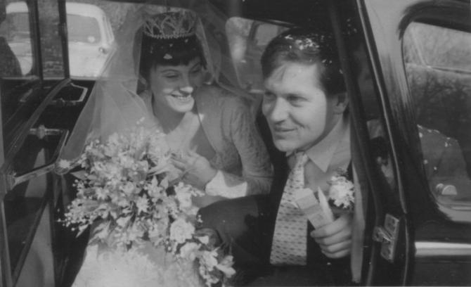 Ken Russell, Shirley Russell
